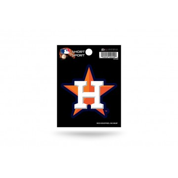 Houston Astros Short Sport Decal