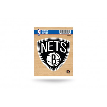 Brooklyn Nets Short Sport Decal