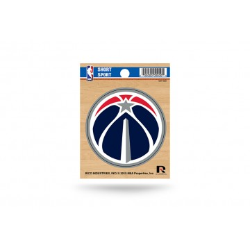 Washington Wizards Short Sport Decal