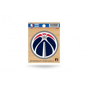 Washington Wizards Short Sport Decal