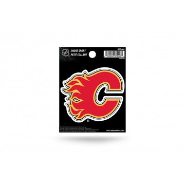 Calgary Flames Short Sport Decal
