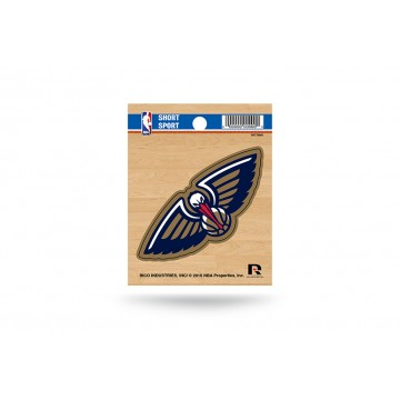 New Orleans Pelicans Short Sport Decal