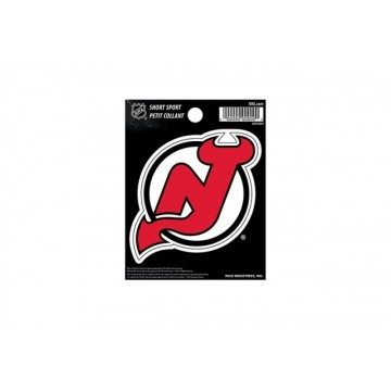 New Jersey Devils Short Sport Decal