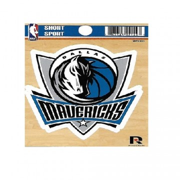 Dallas Mavericks Short Sport Decal