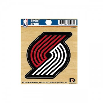 Portland Trailblazers Short Sport Decal