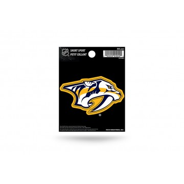 Nashville Predators Short Sport Decal
