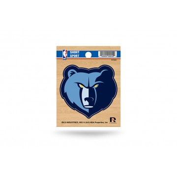 Memphis Grizzlies Short Sport Decal