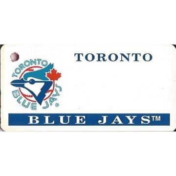 Toronto Blue Jays MLB Key Chain