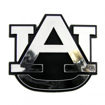 Auburn Tigers NCAA Chrome Auto Emblem