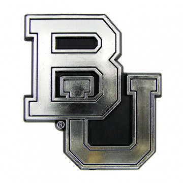 Baylor Bears NCAA Chrome Auto Emblem