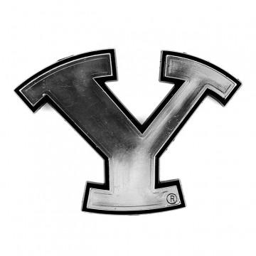 Brigham Young NCAA Chrome Auto Emblem