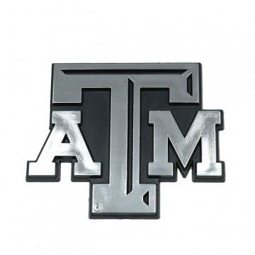 Texas A&M Aggies NCAA Chrome Auto Emblem