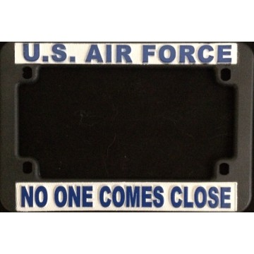Air Force  No One Comes Close  Motorcycle Frame