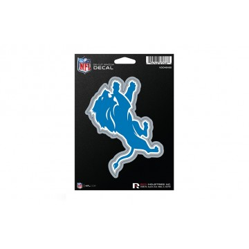 Detroit Lions Die Cut Vinyl Decal