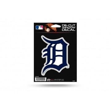 Detroit Tigers Die Cut Vinyl Decal