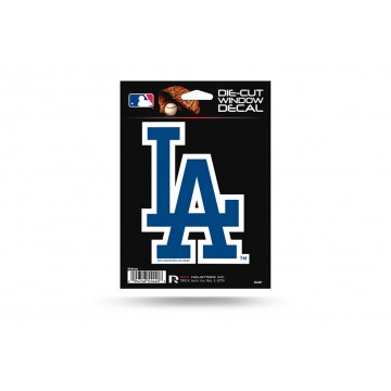 Los Angeles Dodgers Die Cut Vinyl Decal