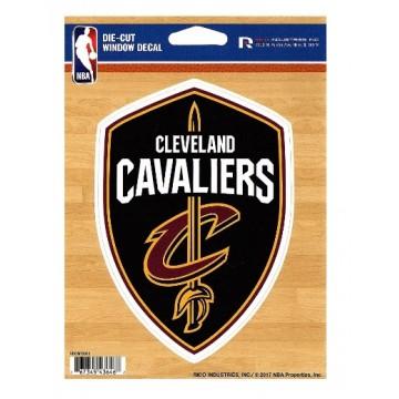Cleveland Cavaliers Die Cut Vinyl Decal
