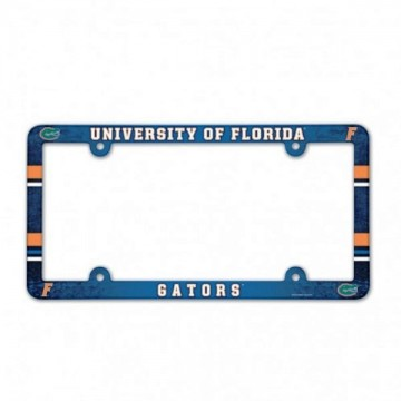 Florida Gators Full Color Plastic License Plate Frame