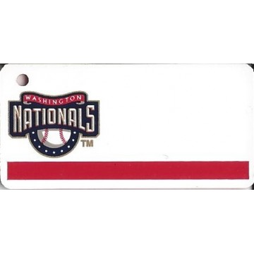 Washington Nationals MLB Key Chain