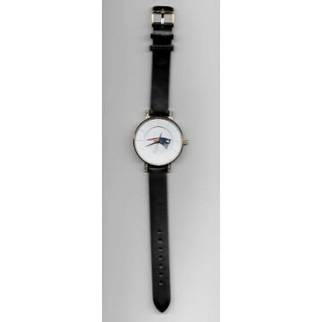 New England Patriots Sparo Womens Lunar Watch