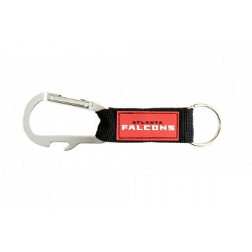 Atlanta Falcons Carabiner Key Chain
