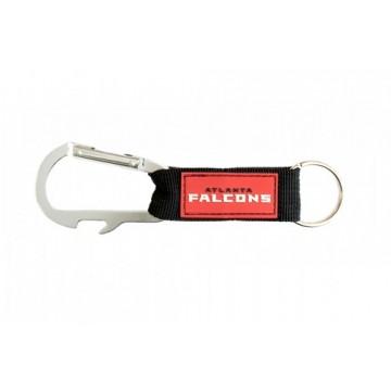 Atlanta Falcons Carabiner Key Chain