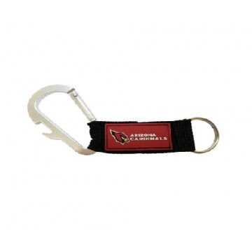 Arizona Cardinals Carabiner Key Chain