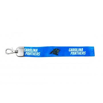 Carolina Panthers Wristlet Lanyard