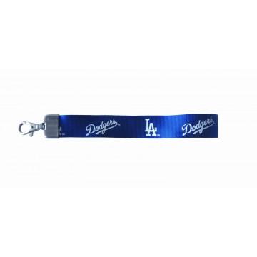 Los Angeles Dodgers Wristlet Lanyard