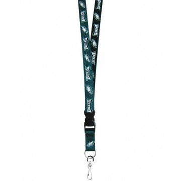 Philadelhpia Eagles Two Tone Lanyard With Safety Latch